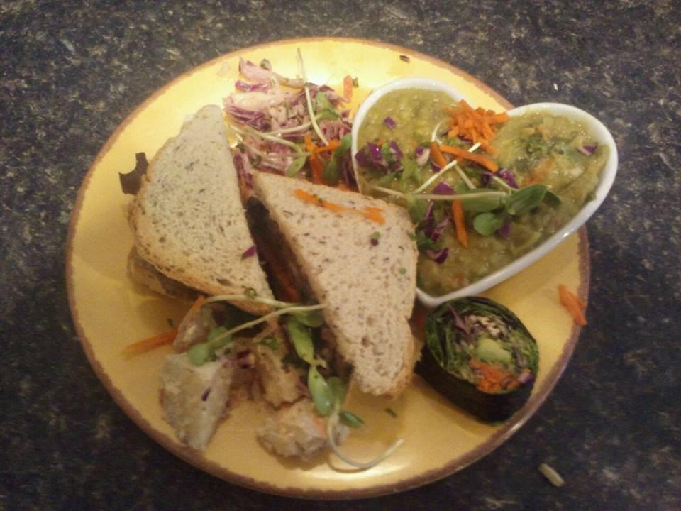 Chef Brooke S Natural Cafe Menu